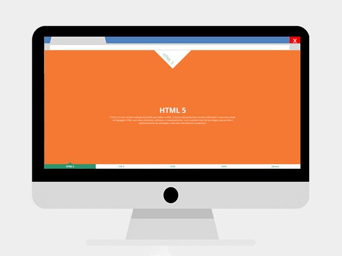 Mini Curso Scroll Suave Com CSS Transition, CSS Transform e CSS Animation