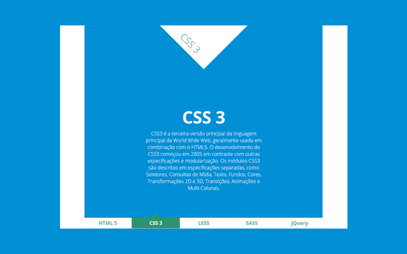 Scroll Suave com CSS Transition, CSS Transform e CSS Animation